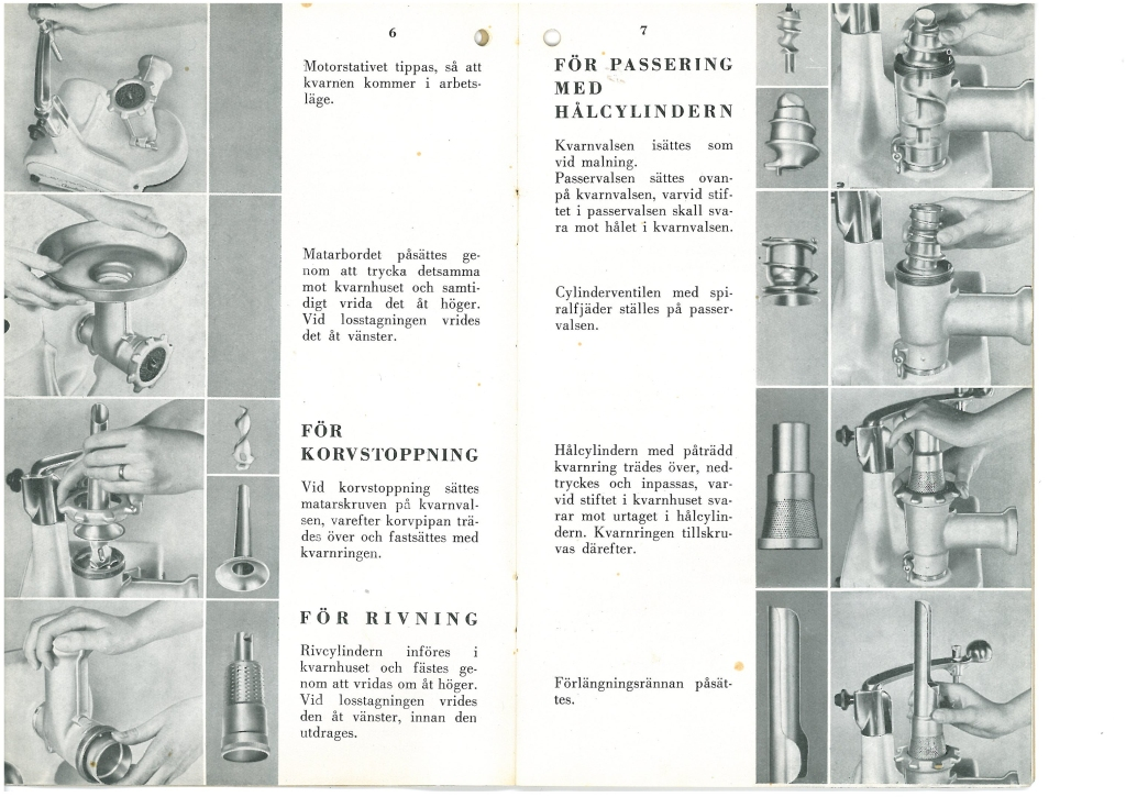 Electrolux Assistent Instruction Manual 5