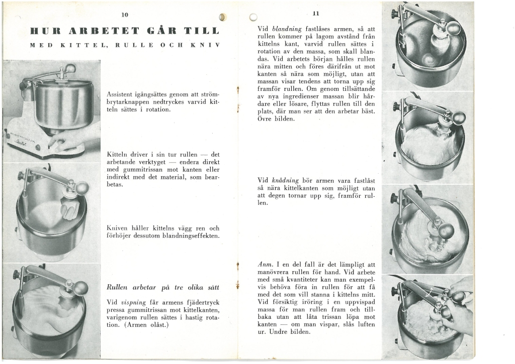 Electrolux Assistent Instruction Manual 3