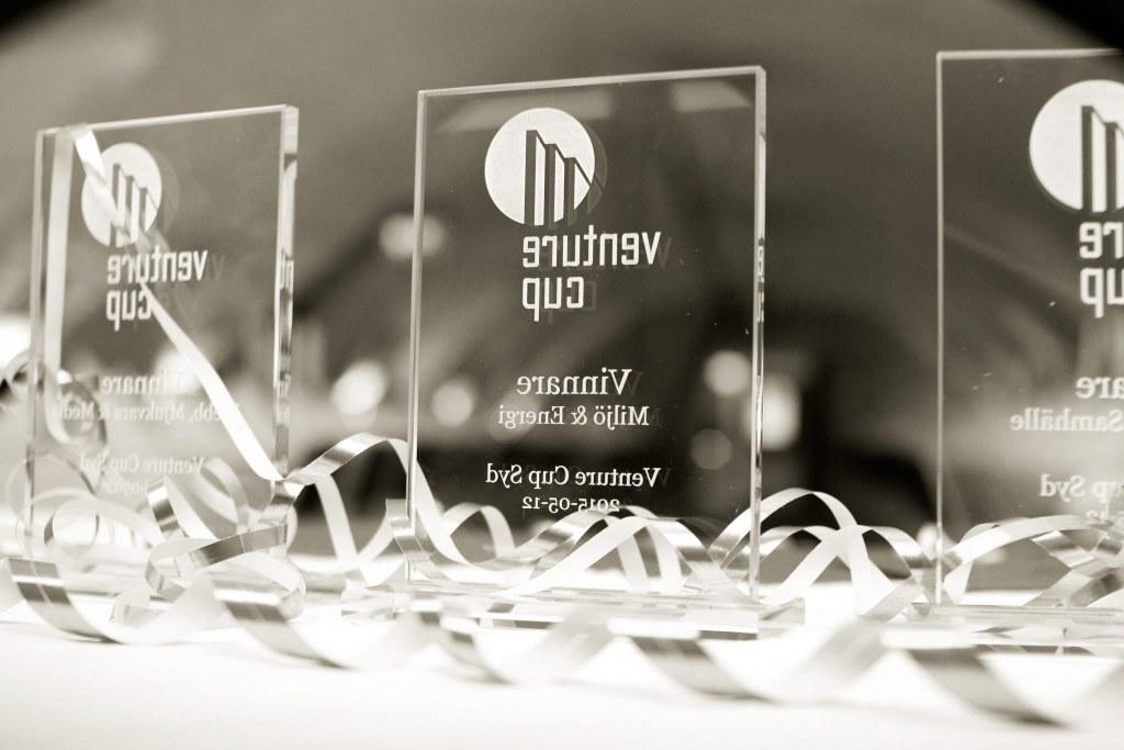 Venture-Cup_awards