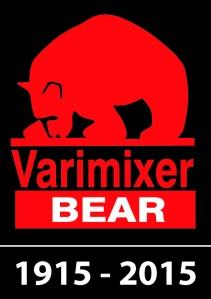 BEAR Varimixer anniversary logo
